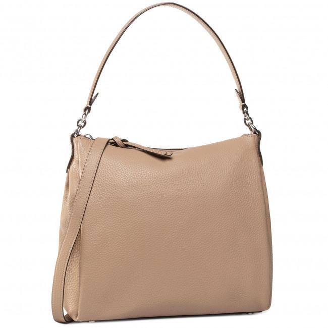 Handbag COACH - Sft Pbbl Shay Sb 93811  LHTAU Taupe