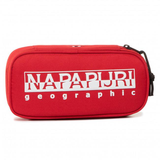 Pencil Case NAPAPIJRI - Happy Po Re NP0A4EA2R Bright Red 471
