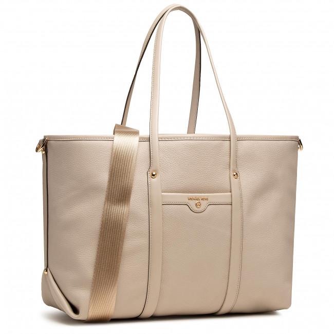 Handbag MICHAEL MICHAEL KORS - Beck 30H0GKNT3L Light Sand
