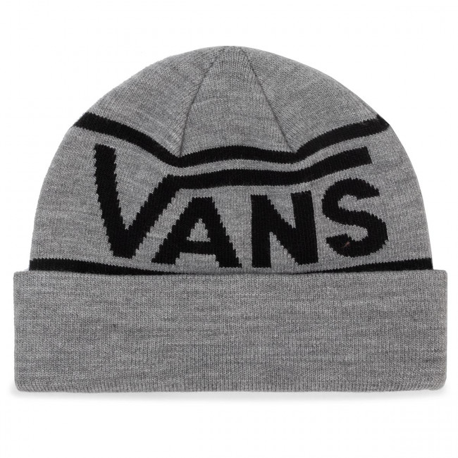 Cap VANS Drop V Stripe C VN0A3I5OHTG1 Heather Grey