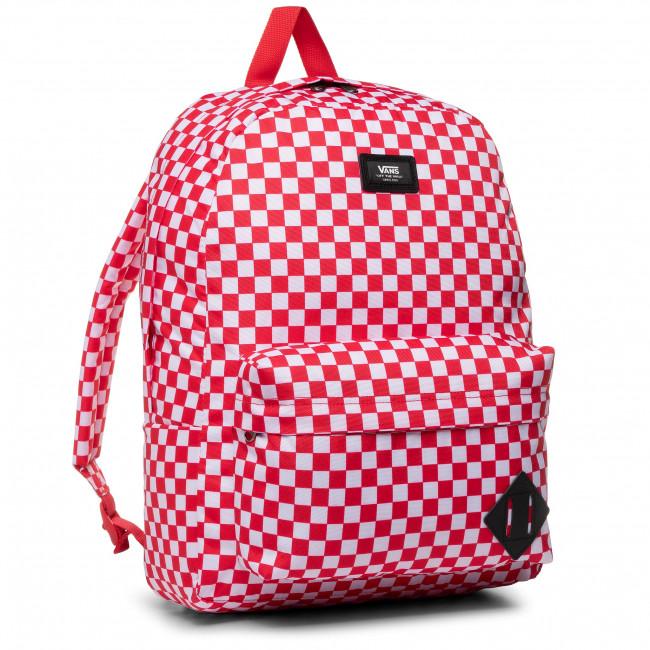 Backpack VANS Old Skool III B VN0A3I6RRND1 Red Check