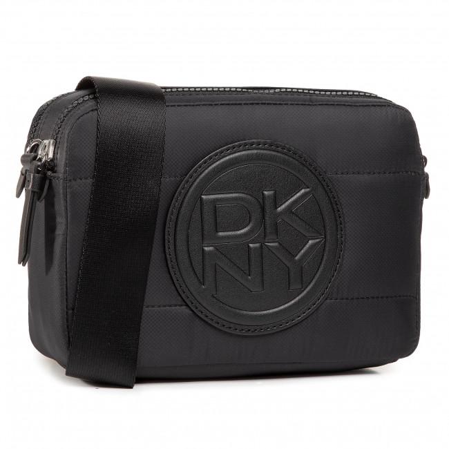 Handbag DKNY - Toby Camera Bag R03EEK31 Black/Silver BSV