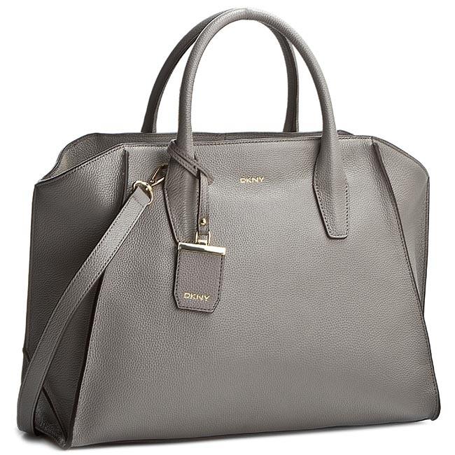 Handbag DKNY - Chelsea Vintage ST R1613606 Grey
