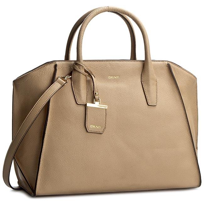 Handbag DKNY - Chelsea Vintage ST R1613606 Buff