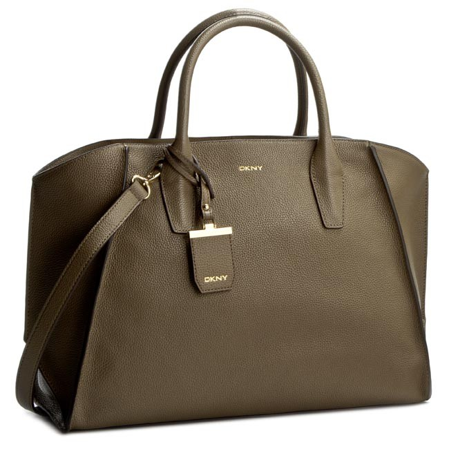 Handbag DKNY - Chelsea Vintage ST R1613606 Khaki