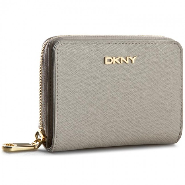Small Women's Wallet DKNY - Bryant Park S R1621102 Grey 020