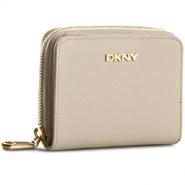 Small Women's Wallet DKNY - Bryant Park S R1621102 Chino 270