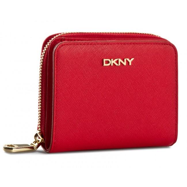 Small Women's Wallet DKNY - Bryant Park S R1621102 Vermillion 826