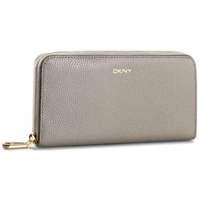 Large Women's Wallet DKNY - Chelsea Vinta R1627107 Grey 020