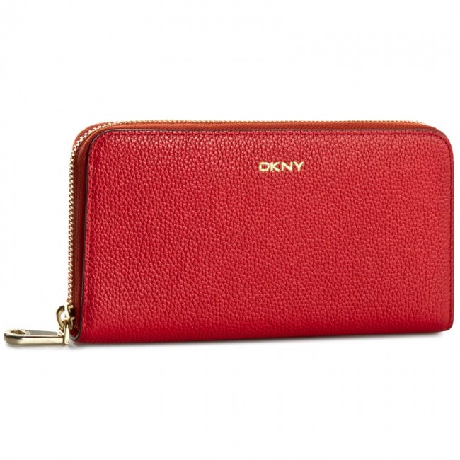 Large Women's Wallet DKNY - Chelsea Vinta R1627107 Vermillion 826