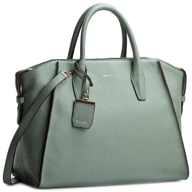 Handbag DKNY - Chelsea Vintage LT R3513606 Soft Blue 452