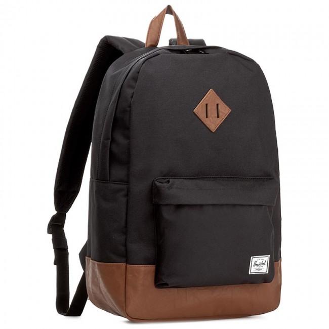adidași stiluri proaspete reduceri mari Backpack HERSCHEL - Heritage 10007-00055 Black - Notebook bags and ...