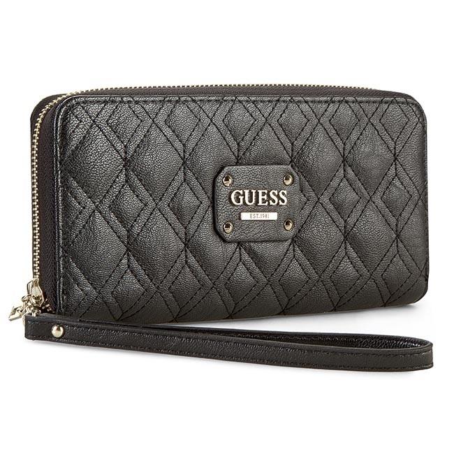 Large Women's Wallet GUESS - Izabella SLG SWVG50 47460 BLA