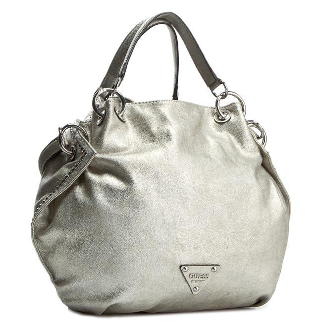 Handbag GUESS - Dylan (SM) HWSM19 95070 SIL