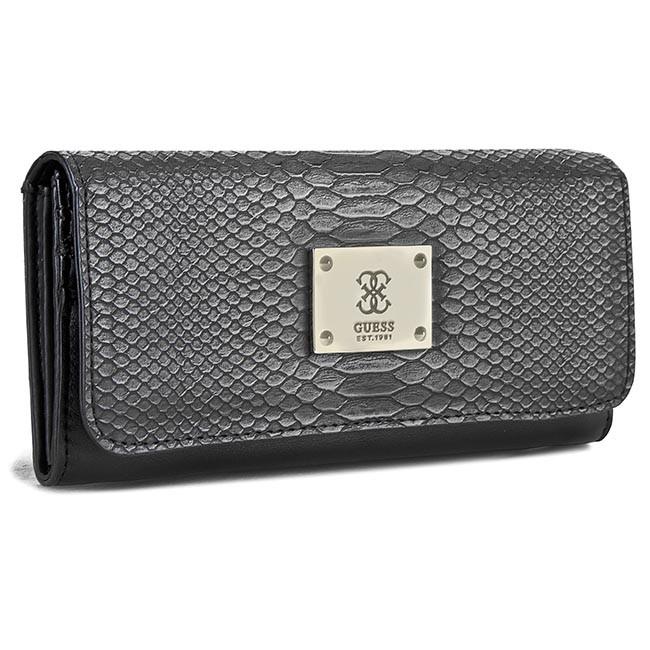 Large Women's Wallet GUESS - Angela SLG SWVG50 68530 BLA