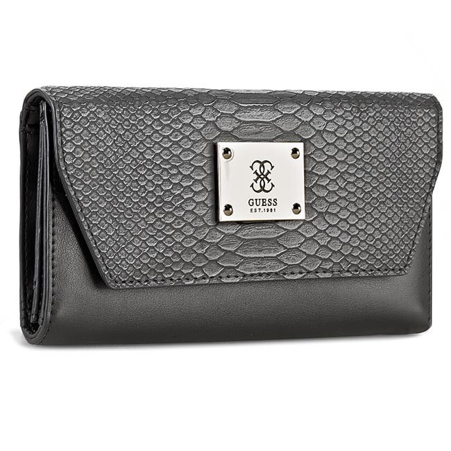 Large Women's Wallet GUESS - Angela SLG SWVG50 68660  BLA