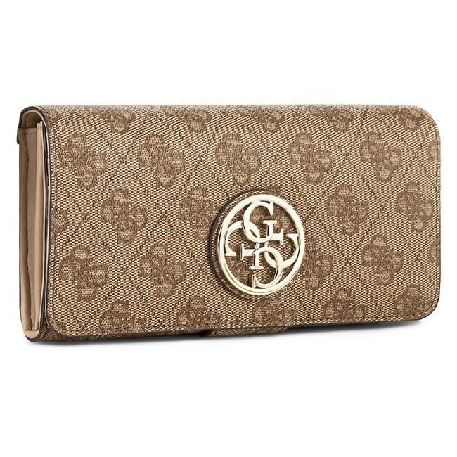 Large Women's Wallet GUESS - Katlin (SG) SLG SWSG50 69590  BRO
