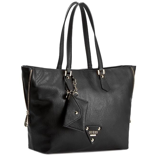 Handbag GUESS - Tayla (VG) HWVG61 12230 BLA