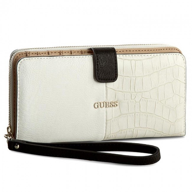 Large Women's Wallet GUESS - Casey SLG SWC456 42450 CKM NUDE