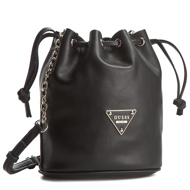 Handbag GUESS - Thompson (VG) Petite HWVG62 09810 BLA