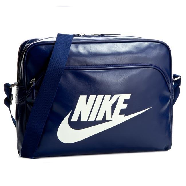 laptop bag nike ba4271 421 navy blue s