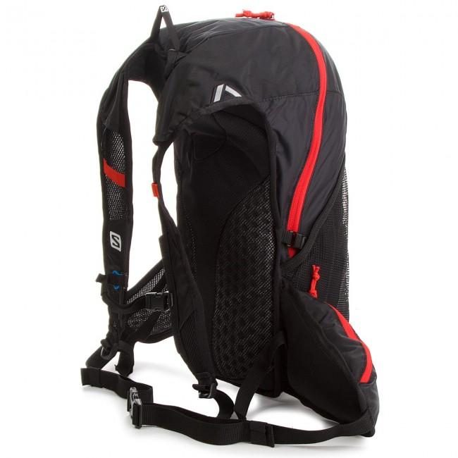 super populaire c68aa 2ecd2 Backpack SALOMON - Trail 20 L37998100 Black/Bright Red