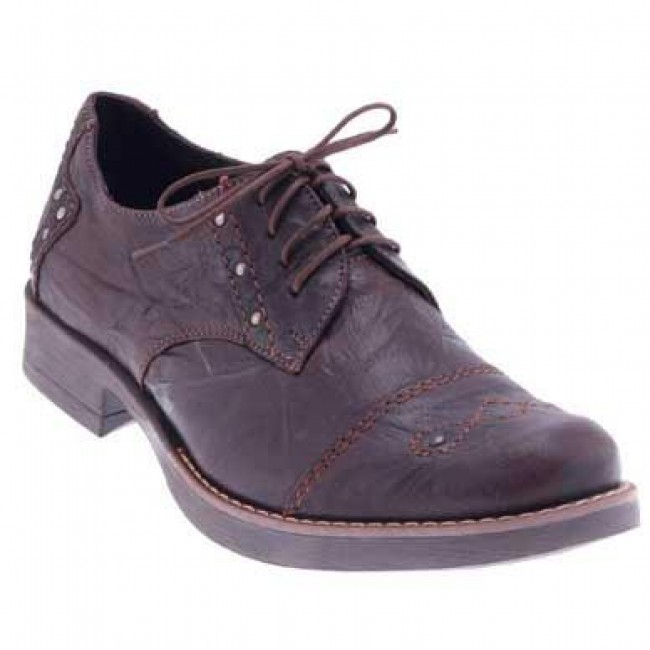 Shoes NIK - 04-0051-002 Brown