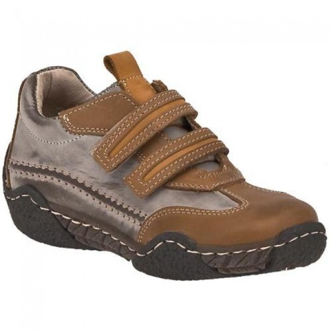 Shoes ANTYLOPA - 427 Brown