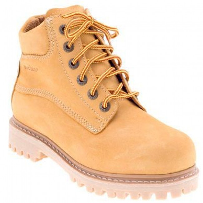 Hiking Boots WOJAS - 144-27 Yellow