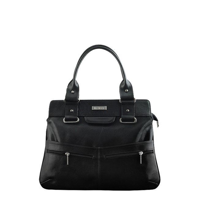 Handbag WOJEWODZIC - 0525/01 Black