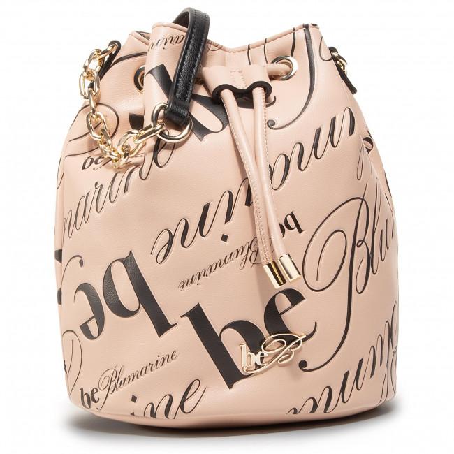 Handbag BLUMARINE - Ginevra E17ZBBA4 71684 Nude/Nero 310