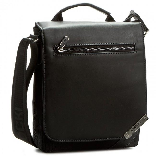 Messenger Bag LASOCKI FOR MEN - RC3799 Black