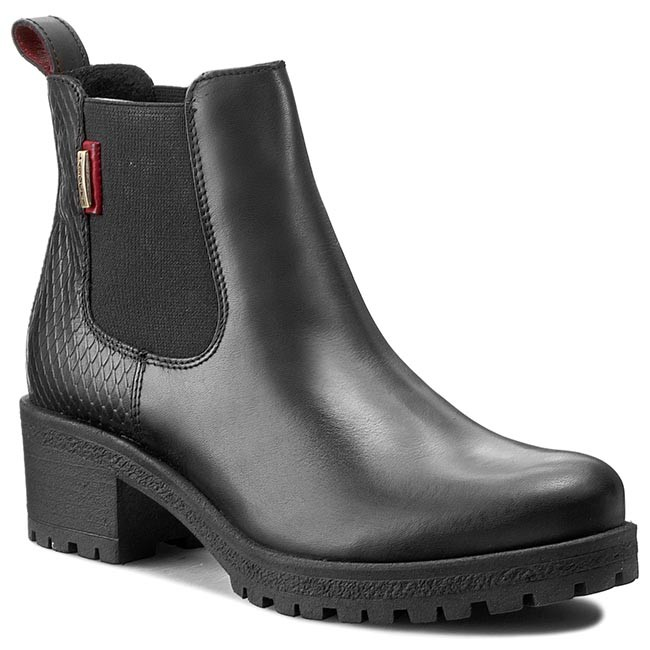 Boots LASOCKI - ALVINA-07 Black