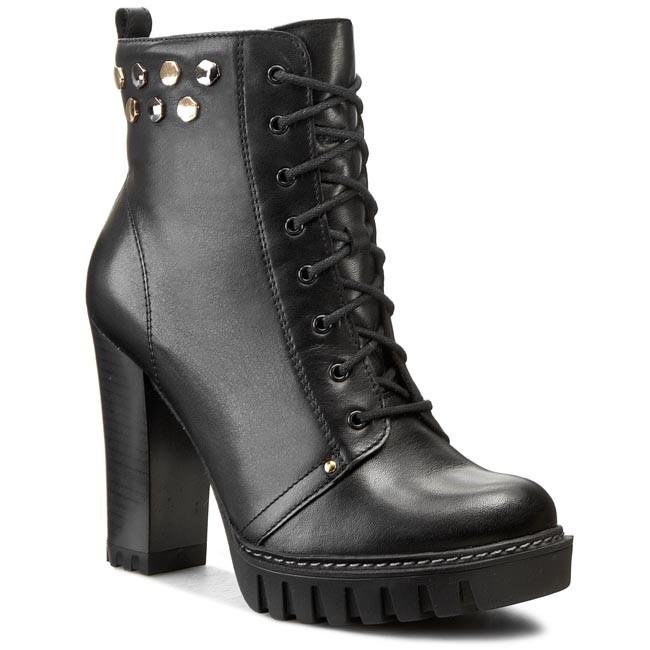 Boots LASOCKI - 8177-02 Black