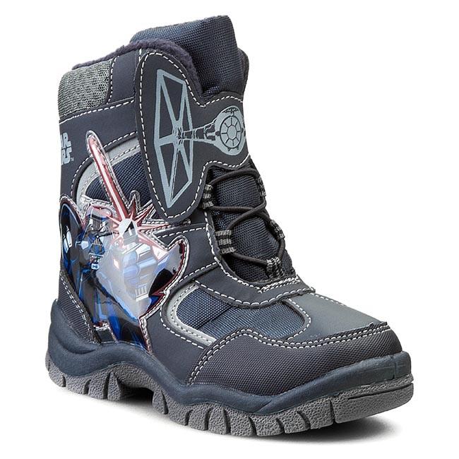 Snow Boots STAR WARS - CP40-XL047LC Granatowy