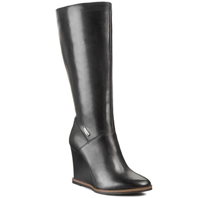 Knee High Boots LASOCKI - 146061-05 Black