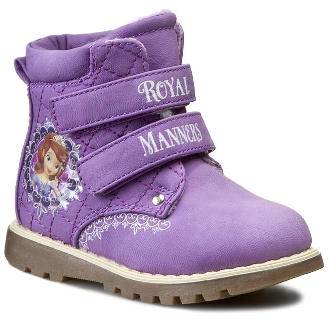 Knee High Boots SOFIA THE FIRST - C20C115-1DSOF Purple