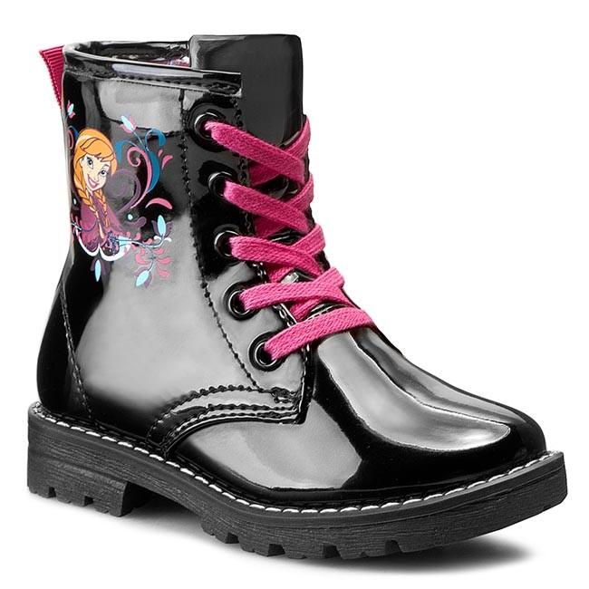 Knee High Boots FROZEN - C20QL28-3DFR Black