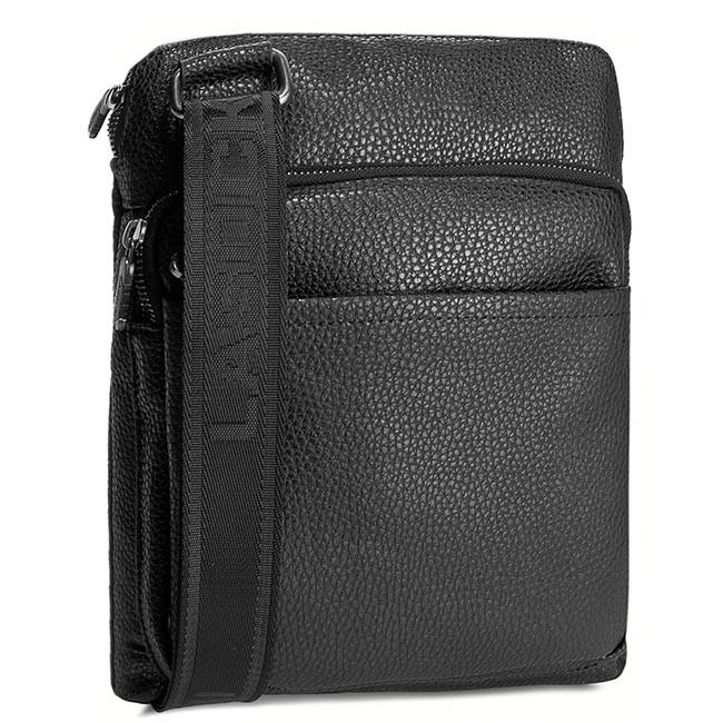 Messenger Bag LASOCKI FOR MEN - RM0001 Black