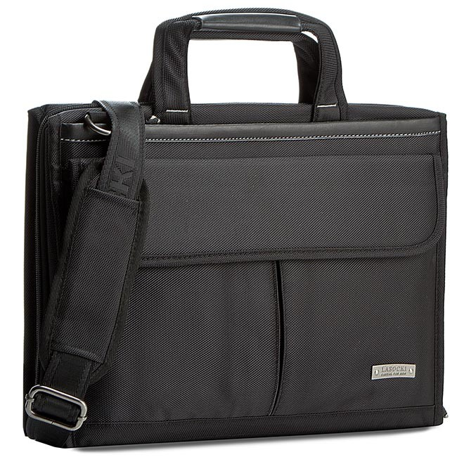 Laptop Bag LASOCKI FOR MEN - RM0018 Black