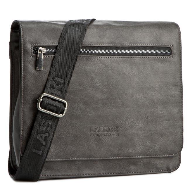 Bag LASOCKI FOR MEN - RM0053 Czarny
