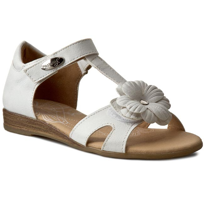 Sandals MAGIC LADY - CS4101-01 White