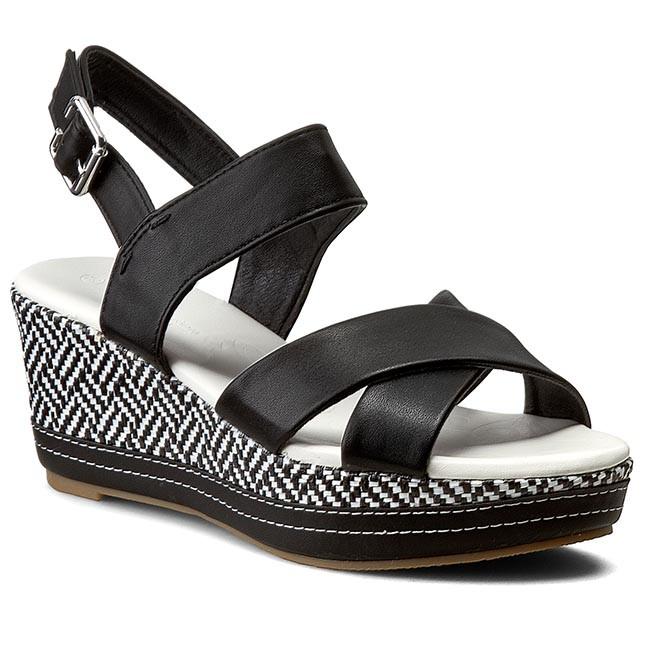 Sandals CLARA BARSON - W16SS380 Black