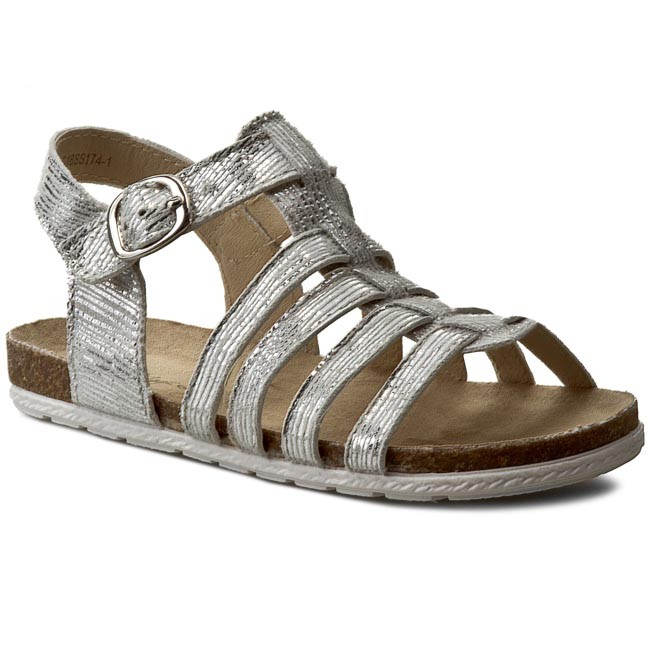 Sandals MAGIC LADY - C16SS174-1 Silver