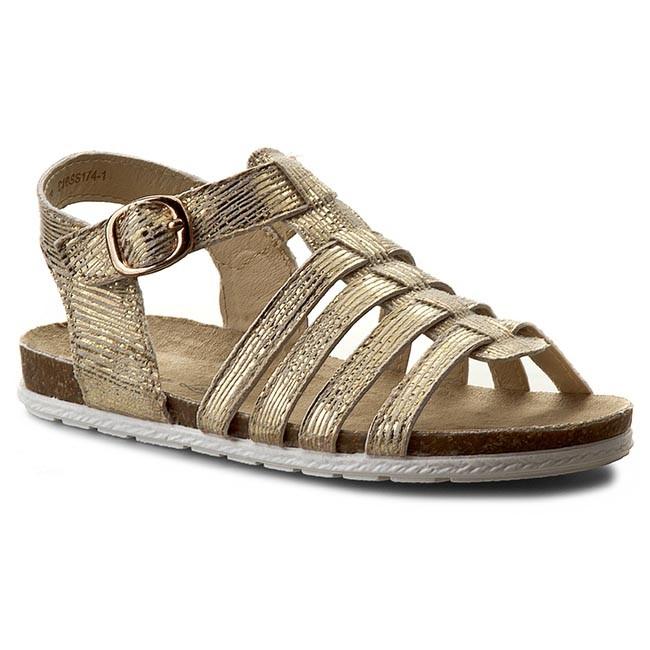 Sandals MAGIC LADY - C16SS174-1 Gold