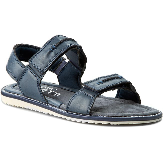 Sandals GINO LANETTI - M16SS053 Navy Blue