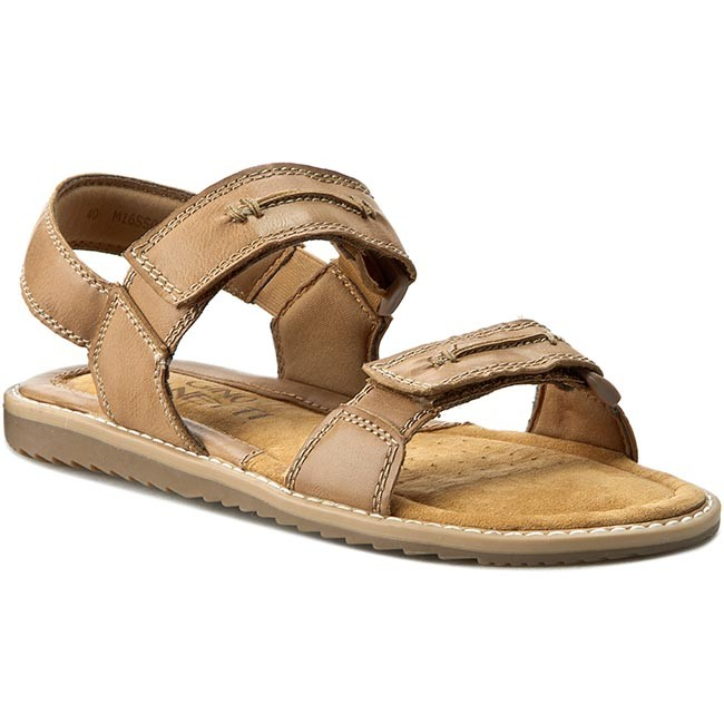 Sandals GINO LANETTI - M16SS053 Braun