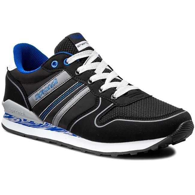 Sneakers SPRANDI MP07 15746 01 Black
