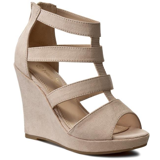 Sandals JENNY FAIRY - WS5832-2 Beige