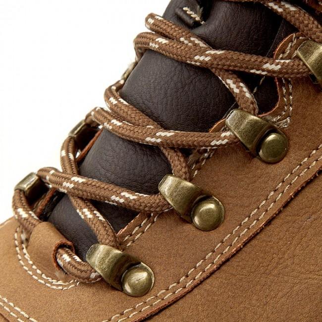 Trekker Boots GINO LANETTI MP07 3213 05 Brązowy Jasny